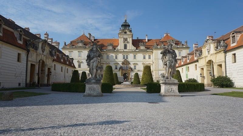 Zamek Valtice, Czechy