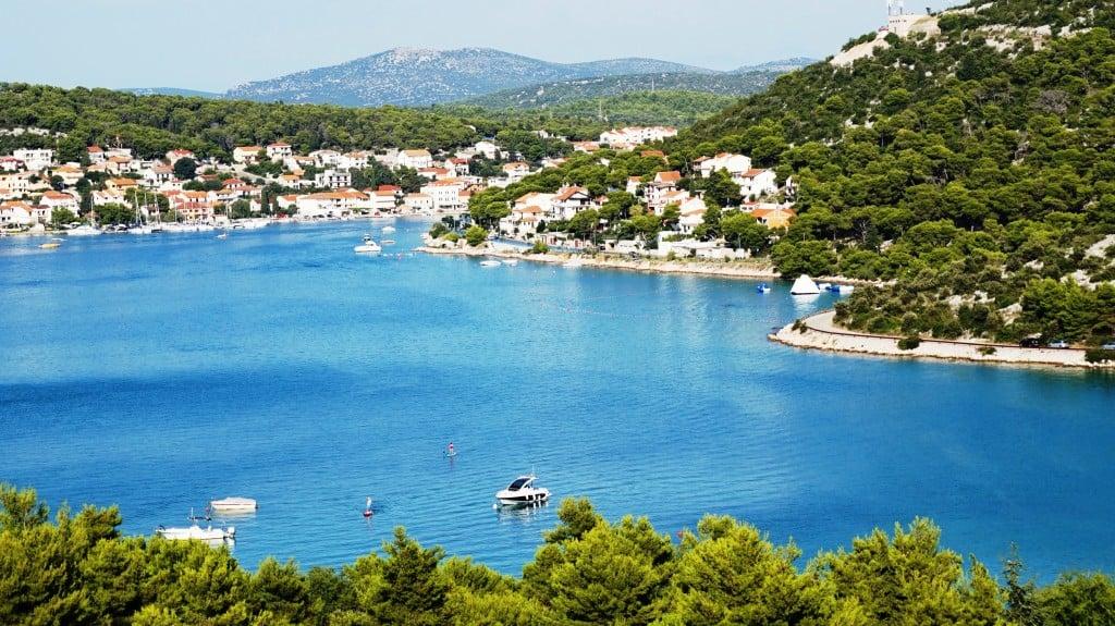 Wyspy Chorwacji Murter