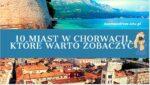 Miasta Chorwacji