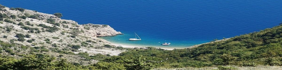 Plaże Chorwacja, Top 16 plaż w Chorwacji