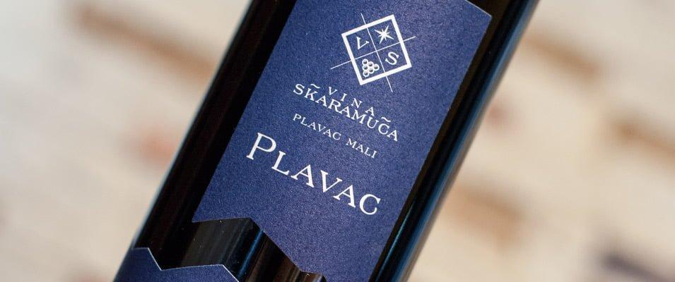 Wino Plavac - jedno z naszych najbardziej lubianych win
