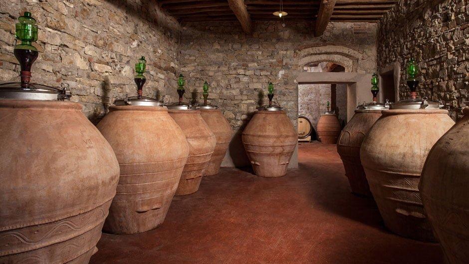 Chorwacja kraj winem płynący. Wina z amfory.