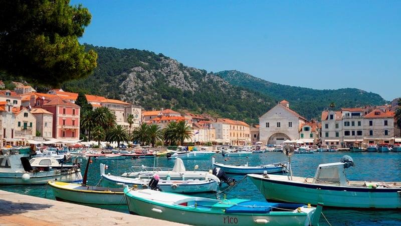 Wyspa Hvar, Chorwacja