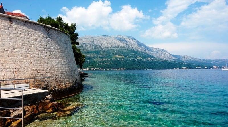 Orebic Dalmacja, wyspa korcula