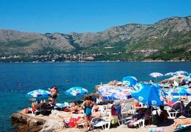 Rekordowe upały w Chorwacji