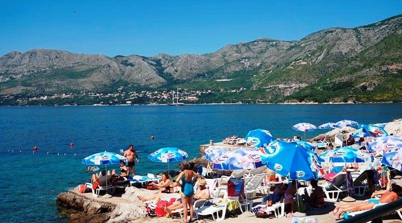 Fala upałów w Chorwacji
