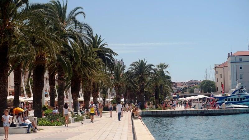 Chorwacja Split wakacje