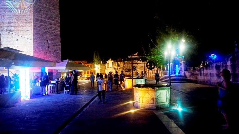 Trg Bunara Zadar