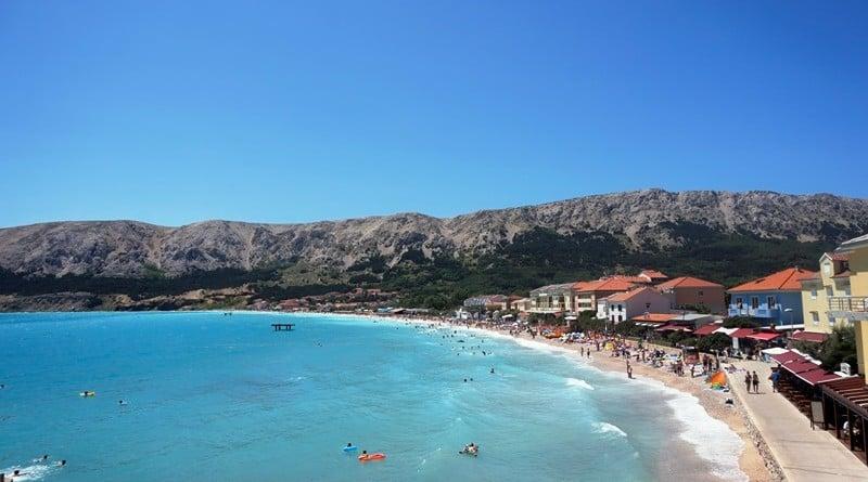Baska chorwacja, 11 pięknych plaż w Chorwacji