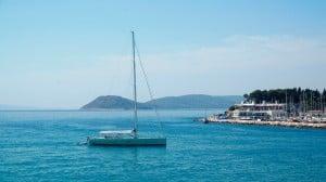 Adriatyk, Split, morze