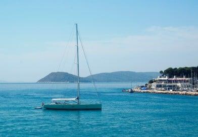 Adriatyk już rekordowo ciepły !