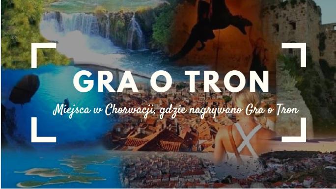 Gra o Tron Chorwacja