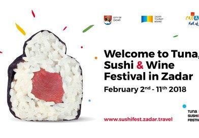 Tuna, Sushi & Wine Festival Zadar 2018