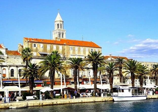 Split Chorwacja, do splitu