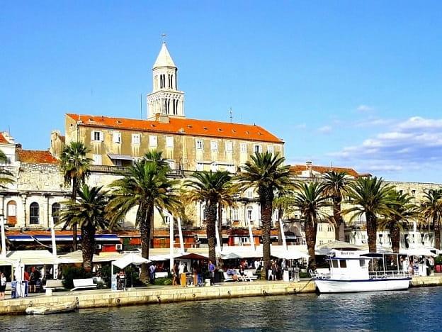 Split, Chorwacja, do splitu