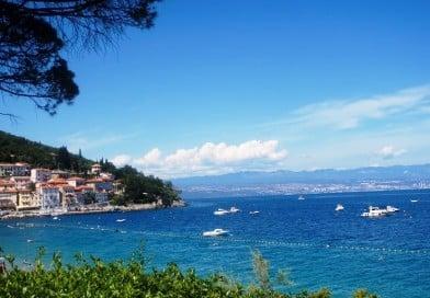 Mošćenička Draga – chorwackie Portofino