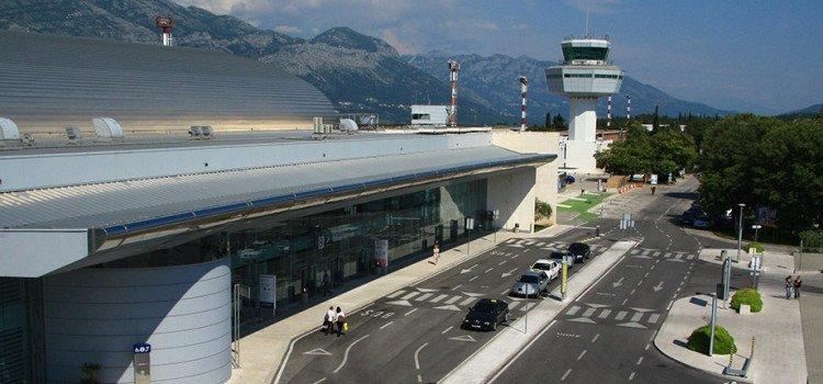 Lotnisko w Dubrowniku