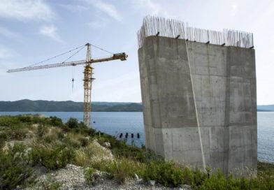 Most Pelješac – podpisana umowa na budowę mostu