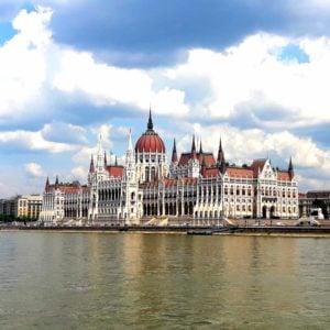 Budapeszt, Budapeszt parlament