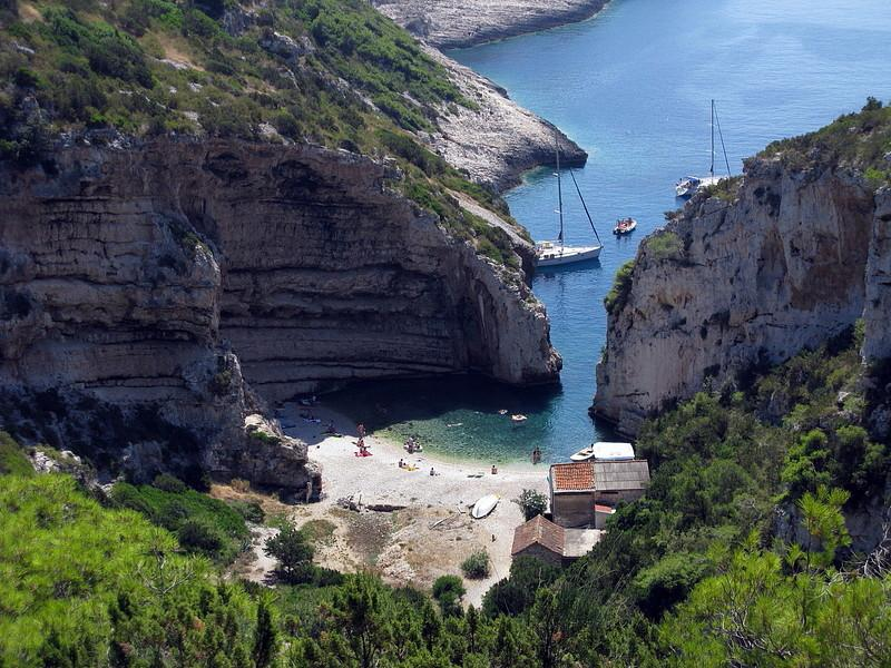 Chorwacja plaże