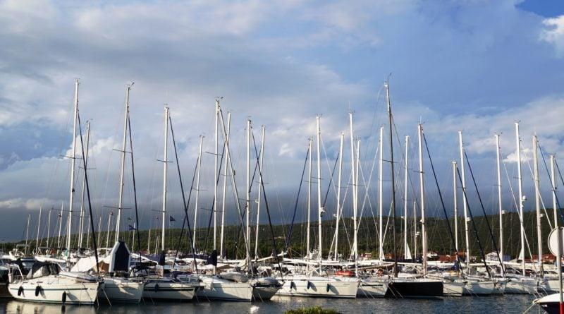 Sukosan, Marina, Czartery jachtów, Marina Sukosan Chorwacja