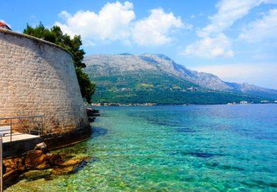 Korčula – królową chorwackich destynacji turystycznych 2018