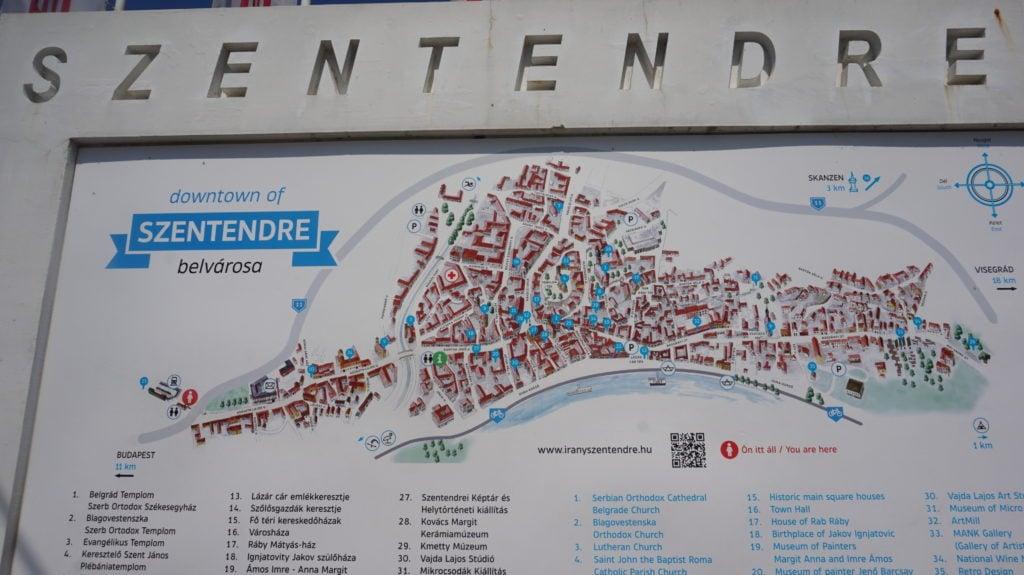 Szentendre - bałkańskie miasteczko
