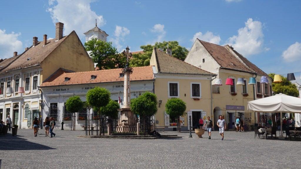 """Szentendre, Węgry"
