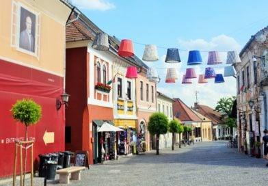Szentendre – bałkańskie miasteczko na Węgrzech
