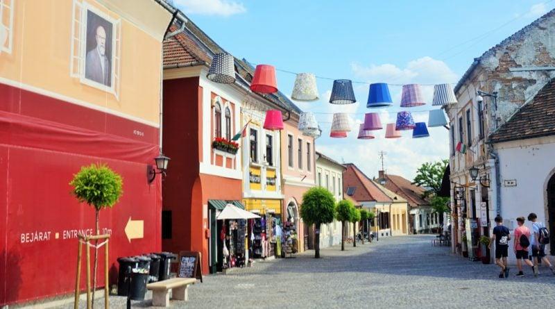 Szentendre - bałkańskie miasteczko, Węgry