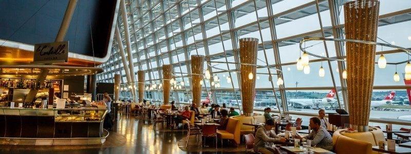 top 10 najlepszych lotnisk