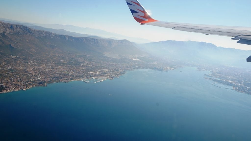 Samolotem na urlop w chorwacji