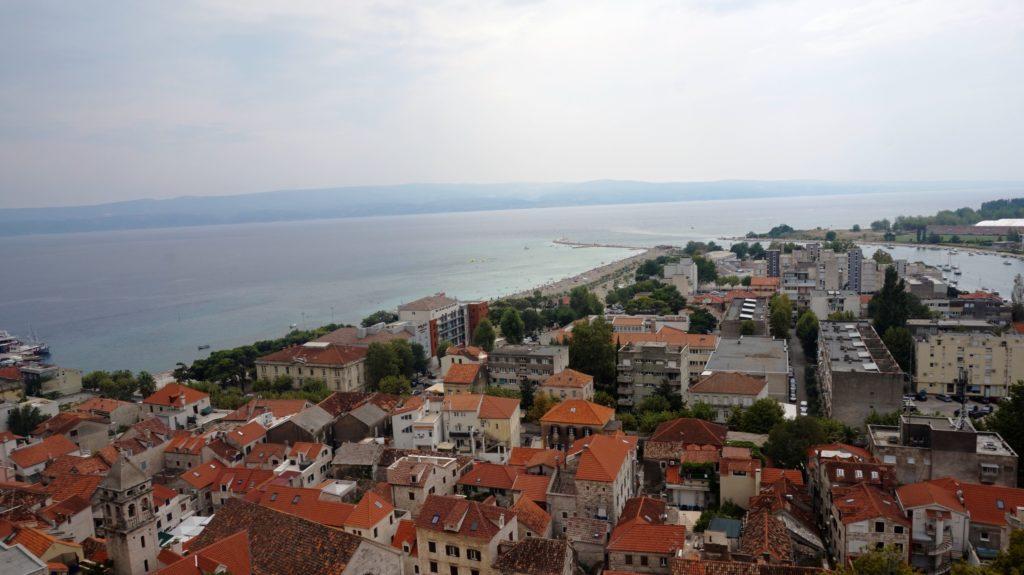 Omis - panorama