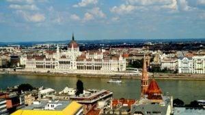 Budapeszt atrakcje, Parlament w Budapeszcie, WĘGRY, Budapeszt, Dunaj,