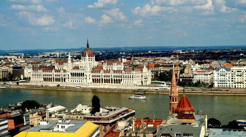 Budapeszt, Parlament w Budapeszcie, WĘGRY, Budapeszt, Dunaj,