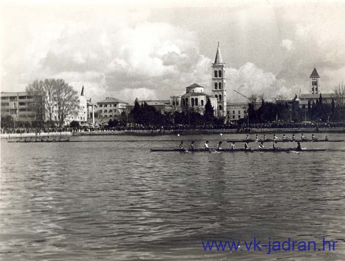 Zadar, zadar stare filmy, zadar stare zdjęcia