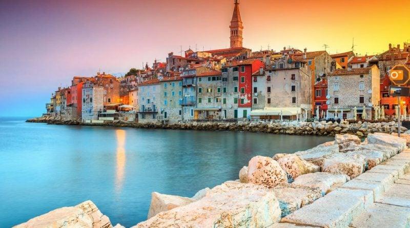 Rovinj, Istria, Chorwacja Rovinj