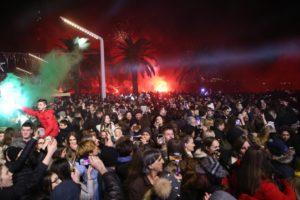 Split, Nowy rok w Splicie