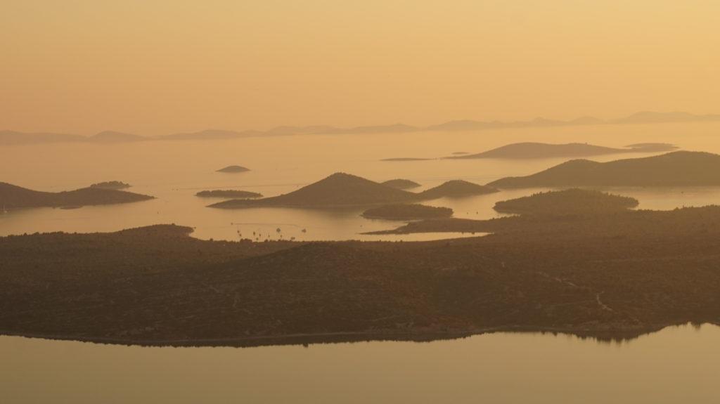 Panorama Kornati