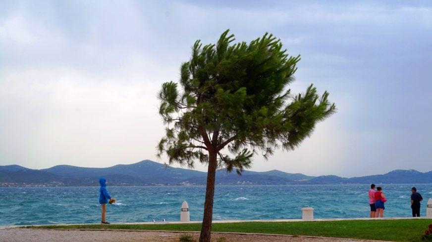 Pogoda Chorwacja