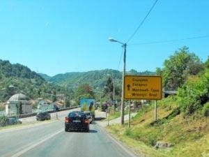 droga przez bosnie