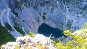 Imotski Modro Jezero