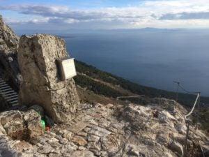 HVAR, Chorwacja Hvar, Via ferrata