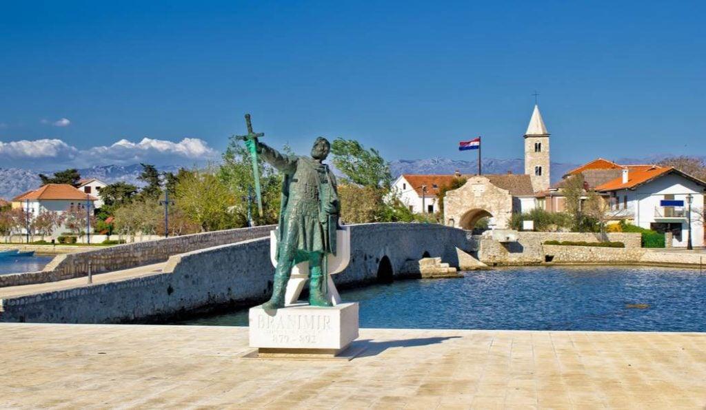 Nin, Dalmacja