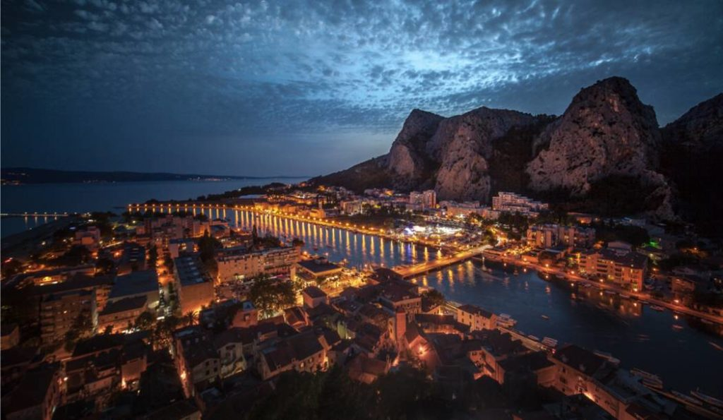 Omis Chorwacja