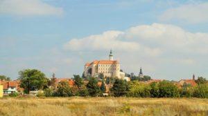 Mikulov - zamek w Mikulov