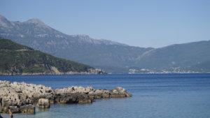 Półwysep Prevlaka - Boka Kotorska, czarnogóra, Montenegro