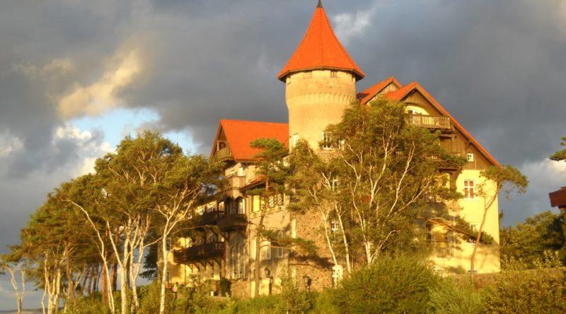 Polska, Łeba - hotel Neptun