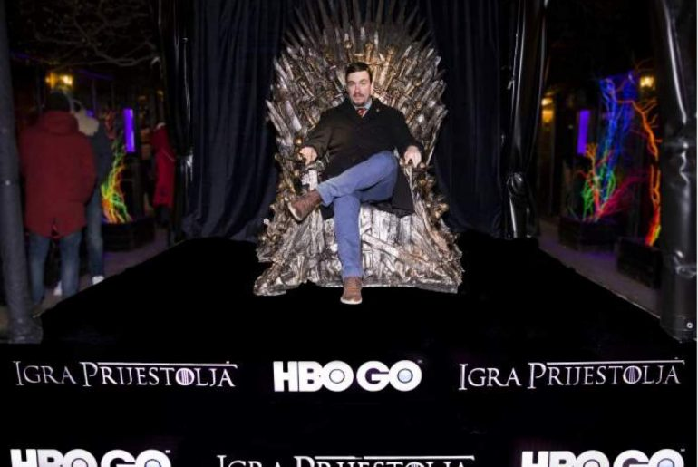 Gra o Tron Chorwacja HBO
