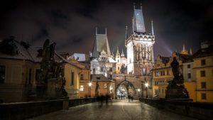 Panorama Praga, Praga Czechy, pixabay.com